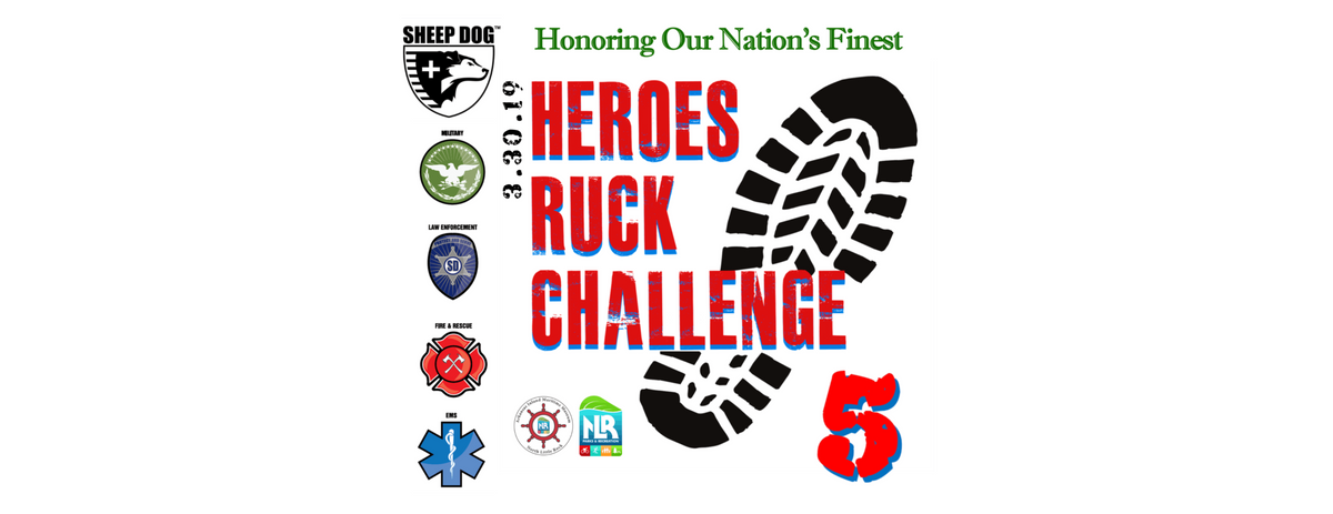 The Fifth Annual Heroes Ruck Challenge