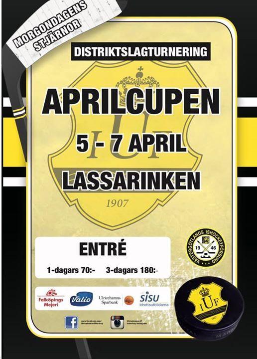Aprilcupen 2019