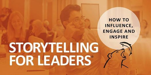 Storytelling for Leaders  Auckland 2019