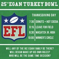 Egan Family Turkey Bowl