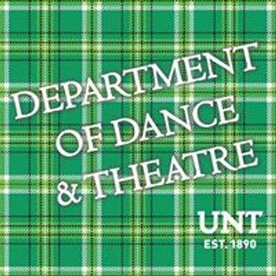 UNT Department of Dance and Theatre