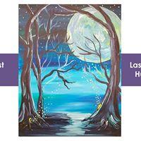 Paint Nite- Fairy Hollow