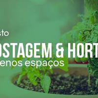 Compostagem &amp Horta (em pequenos espaos)