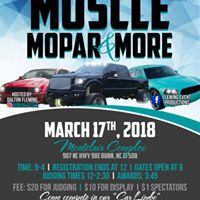 Muscle Mopar and More