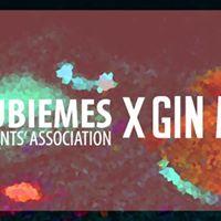 CLUBIEMES x Gin Fizz