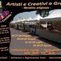 Artisti e Creativi a Grado