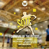 UWBC Fall 2017 Survival of the Fittest Tournament