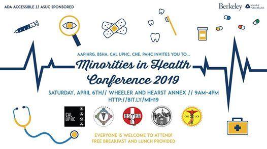 Minorities in Health Conference 2019