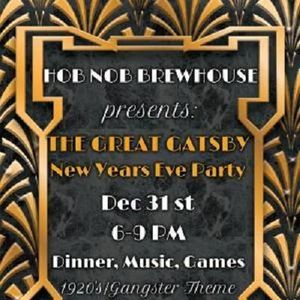 great gatsby new years eve dinner fundraiser