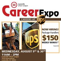 Career Expo Careers at UPS