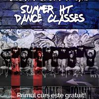 Inscrieri Cursuri de Dans - Summer HT DANCE CLASS
