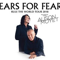 Tears For Fears at The O2 arena