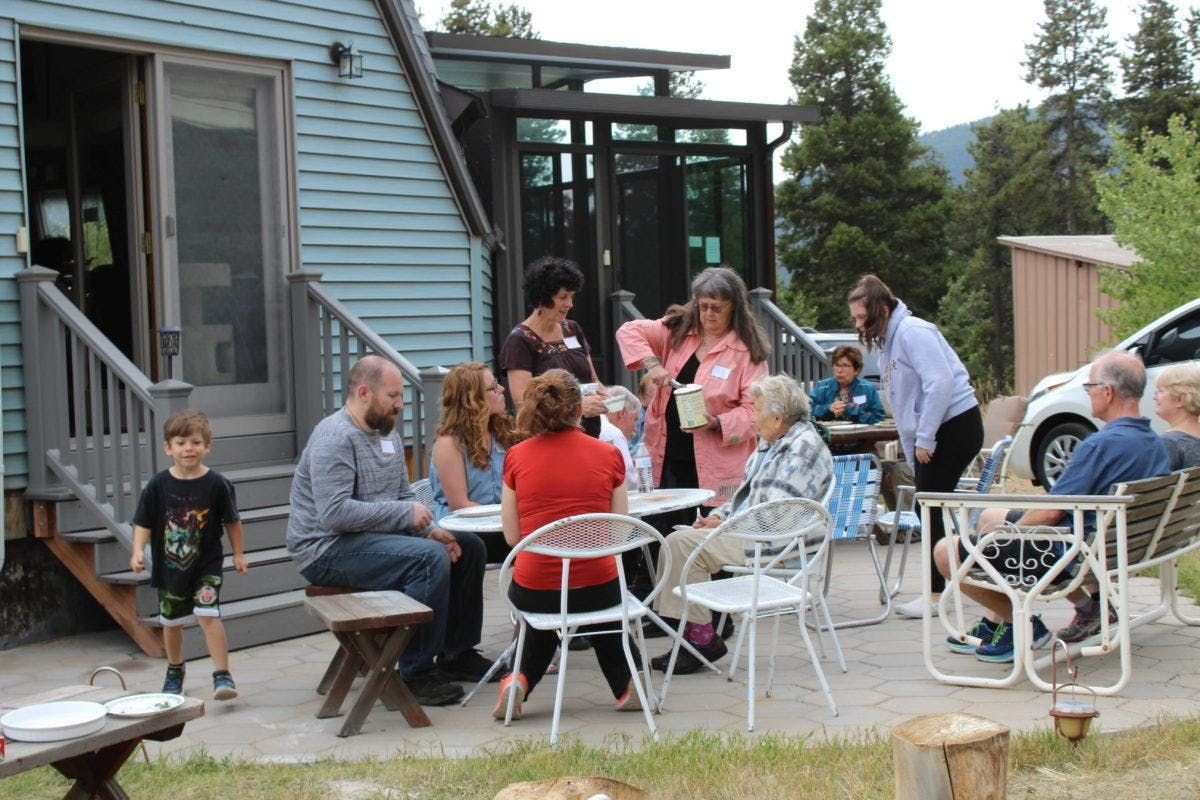 Cohousing Lunch and Conversation