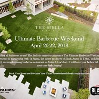 The Ultimate Barbecue Weekend