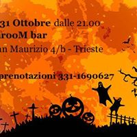 Halloween (dress-code) party MushrooM
