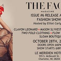 The Face Magazine Issue 6 Release Event and Fashion Show
