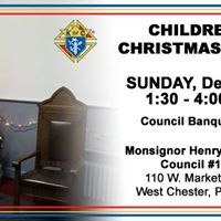 KofC Childrens Christmas Party