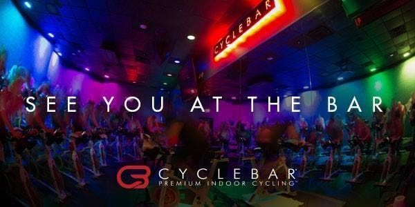 CycleBar Berkeley January Charity Event