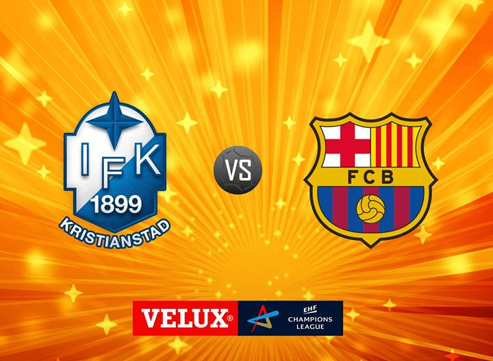 IFK Kristianstad vs FC Barcelona
