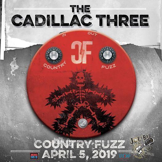 The Cadillac Three with Republican Hair