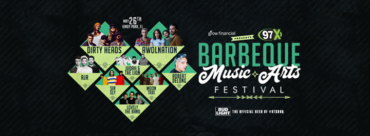 97x Barbeque Music U0026 Arts Festival Ticket Drop  Ferman Mazda At Ferman Mazda    Brandon, Florida