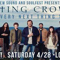 Casting Crowns and I Am They in Lowell