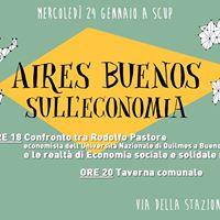 Aires Buenos sulleconomia  Incontro con Rodolfo Pastore
