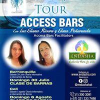 Clase de Barras de Access - Barranquilla