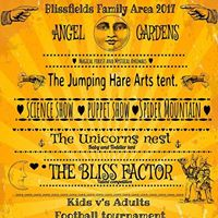 Angel Gardens at Blissfields 2017