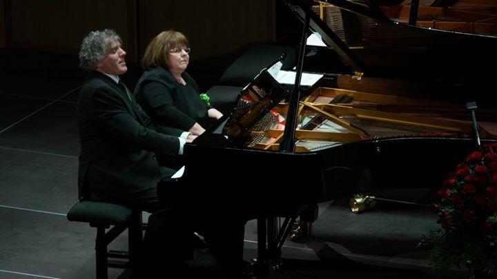 Hegeds Endre zongoramvsz hangversenye