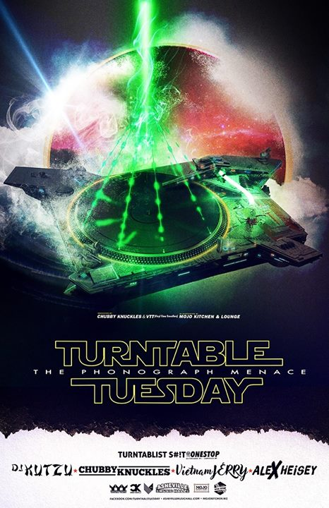 Turntable Tuesday - 213