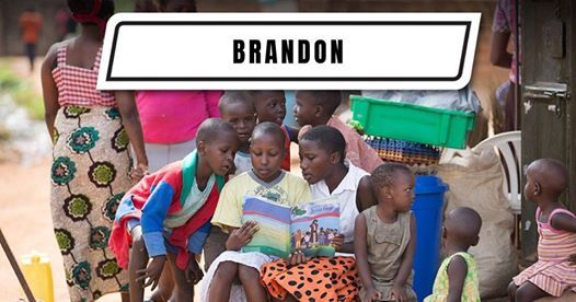 Discover the Story (Brandon)