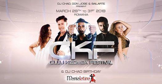 Mania Latina at Cluj Kizomba Festival (4th)
