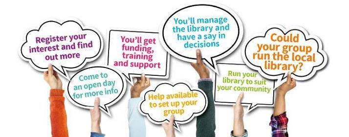 Community Library Information Day