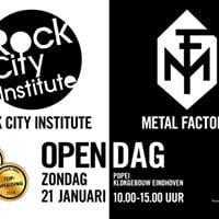 Open Dag Rock City Institute 2018