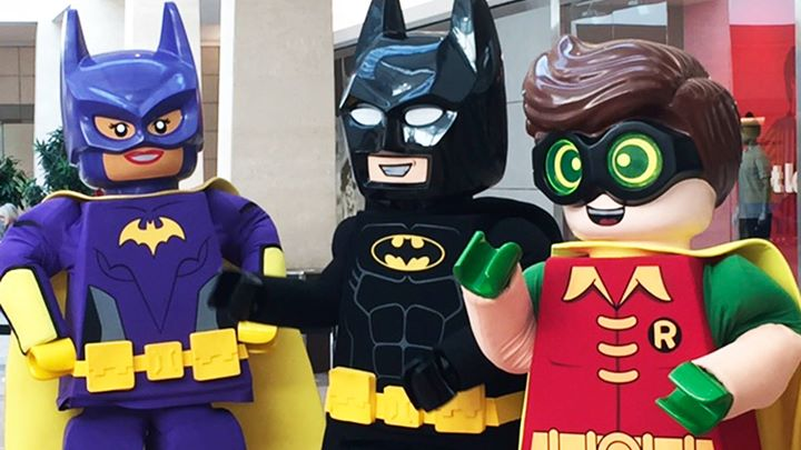 The LEGO Batman Movie Character Meet & Greet at Westfield San ...
