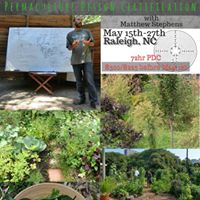 Permaculture Design Certification with Matthew Stephens