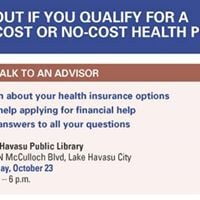 Open Enrollment Event - Lake Havasu City