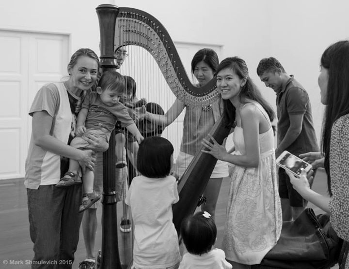 Lets Dance with the Harp