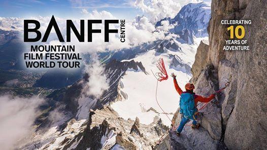 Banff Mountain Film Festival - Stafford