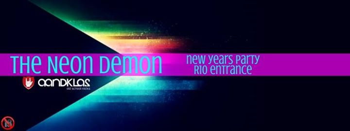 The Neon Demon New Years Party