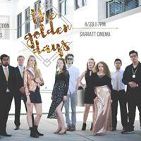 Harmonic Notion Presents The Golden Days