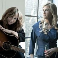 Minton Sparks with Gretchen Peters in the Lounge