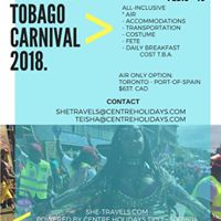 Trinidad Carnival Banners Summery Banners