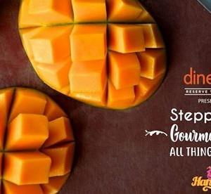 SteppinOut Gourmet Gala - All Things Mango