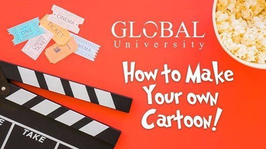 How to Make Your Own Cartoon