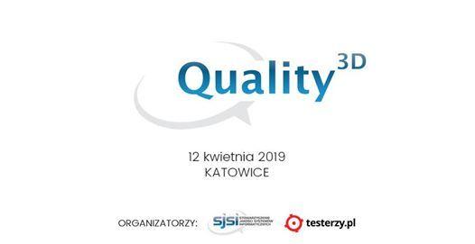 Quality 3D Meetup SJSI - Edycja lska