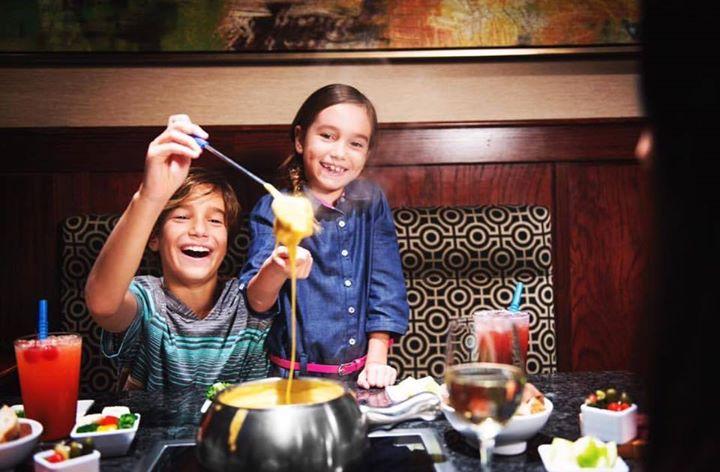 Image result for melting pot kids eat free