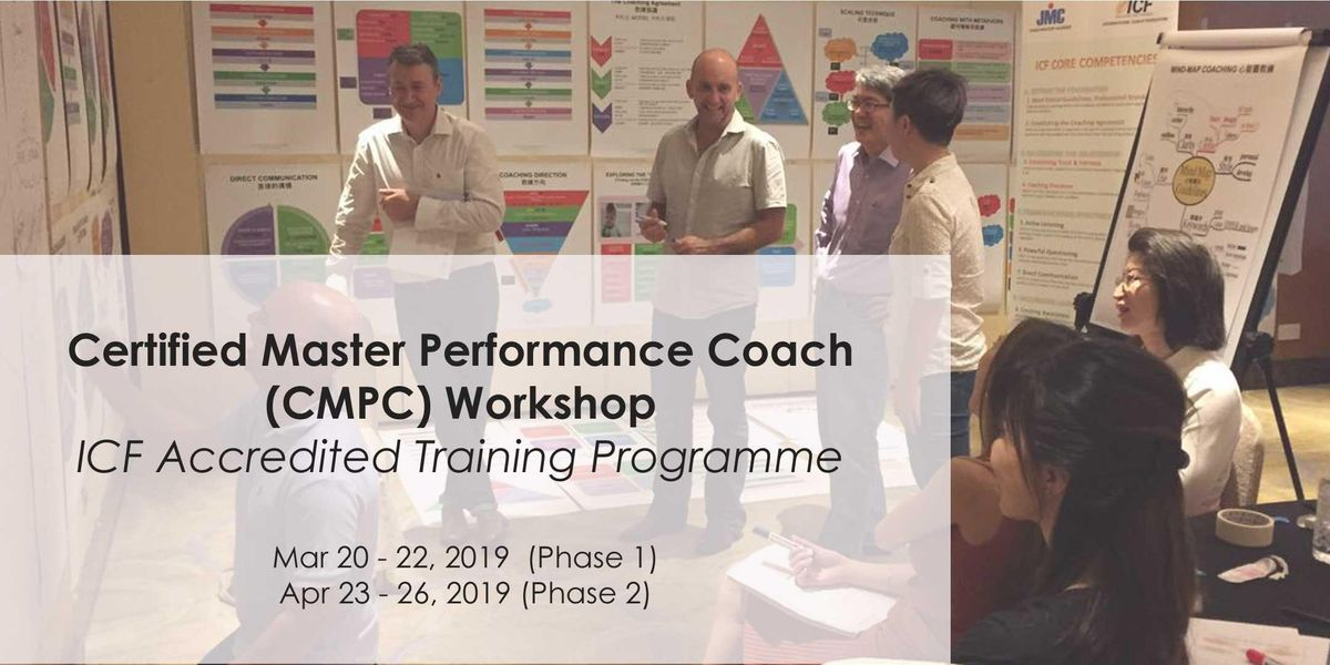 Coach Certification Programme for Professional Leadership & Life Coaches