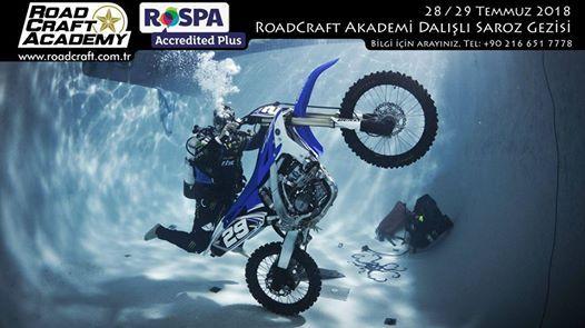 Roadcraft Akademi Dall Saroz Gezisi